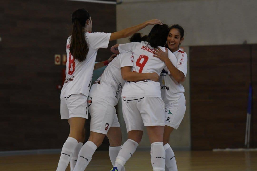 El Globalcaja Albacete FS vence y convence en su estreno como local